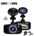 NEW 2 7 Big lens Wifi Car Dvr Camera 1080P Car DVRs Dash cam Video Recorder
