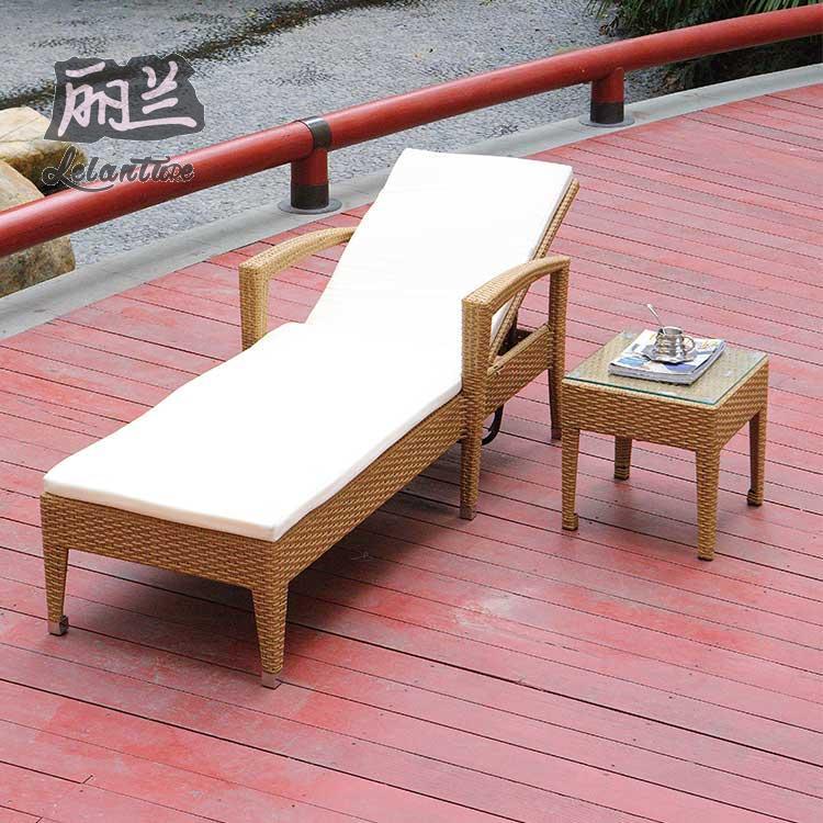 Plage table basse promotion achetez des plage table basse for Club piscine outdoor furniture