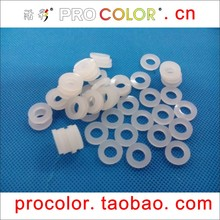 Buy Best-selling heat resistant rubber gasket Silicone Rubber Flat Ring Gasket OD 10MM *Hollow plug inner hole 3mm thick 3mm for $9.11 in AliExpress store