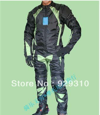 2013 new Latest summer clothing suits racing suits Textile Motorcyle Racing jacket and Pants all Size
