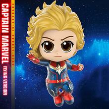 Brinquedo quente 1/6 Scale Full Set Mini Figura de Ação Capitão Marvel COSB542-545 Voando/Starforce Modelo Versão para a Coleta de Fãs presente(China)