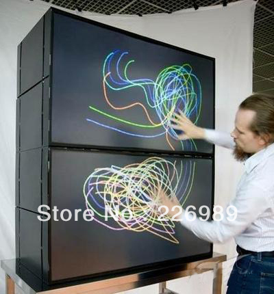 free shipping 32 real points 40 inch ir touch over