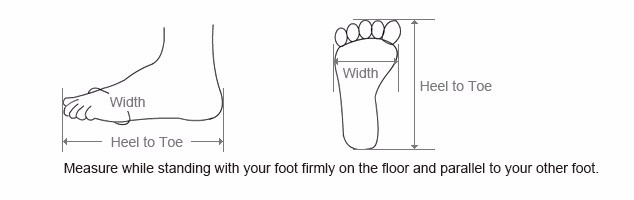 Foot measure