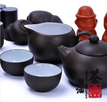 Drinkware Coffee Tea Sets New 2015 Yixing Purple Teapot 10 Pieces Set Tea Service Tea Cup