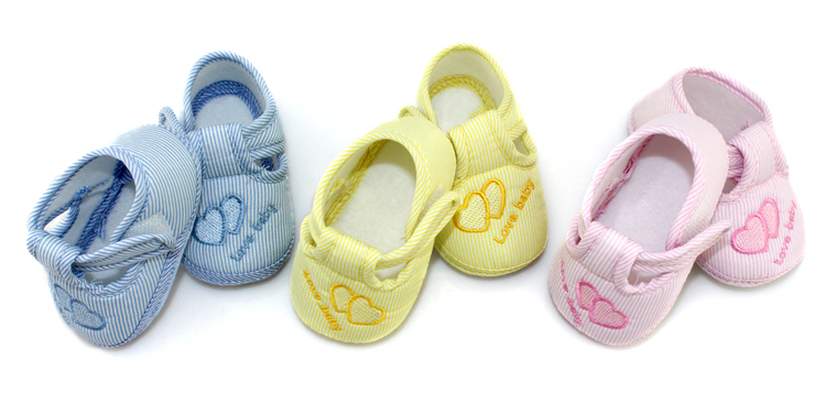 2014 With Box Popular Stars Pattern Comfortable Wear Cotton Baby Boy & Girls Shoes Infant First Walkers Hand made for 0-1 Year(China (Mainland))