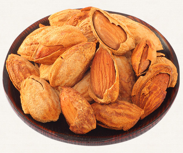 Almond Kernels Badam Nuts Xinjiang Almond Kernels 500 gram Delicious Chinese Food