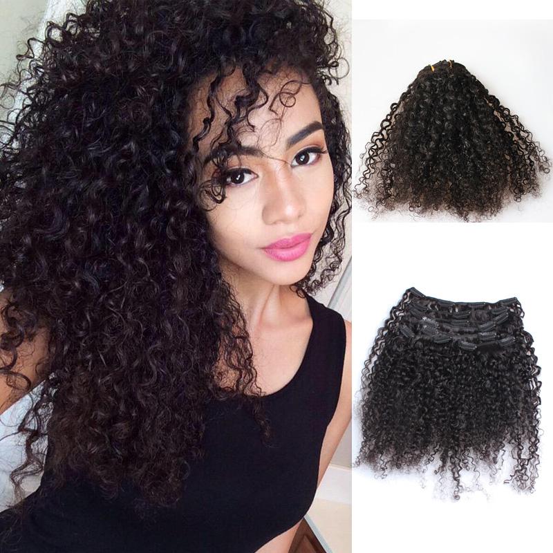 Elite Brazilian Natural Curly Hair