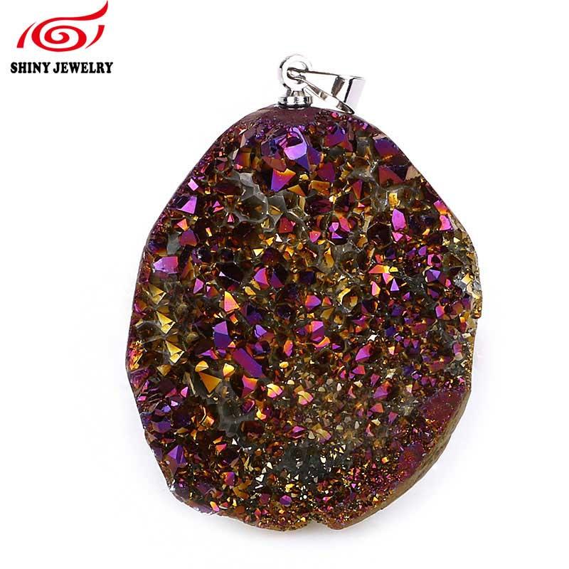 drusy druzy pendant (6)