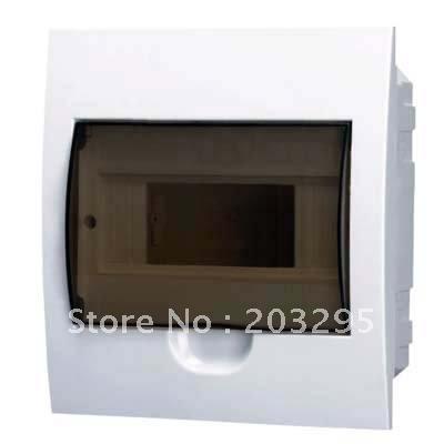 TF Flush series type Distribution Box,10 ways, ABS material, metal base,10pcs/lots(China (Mainland))
