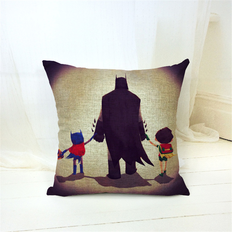 Aliexpress.com : Buy Free Shipping 2015 Fashion European Decorative Cushions Cartoon Style Throw ...