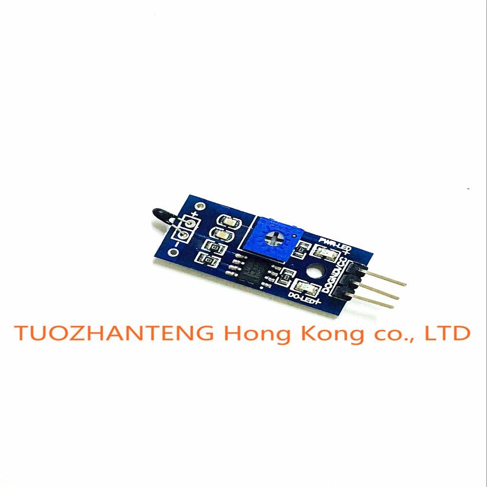 10pcs Thermal sensor module temperature sensor module Thermistor Sensor for arduino
