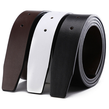 Buy White Designers Luxury Brand Belts Mens High Automatic Male Strap Genuine Leather Waistband Ceinture Homme,No Buckle for $6.22 in AliExpress store