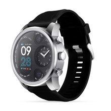 OGEDA умные мужские часы с двойным дисплеем, умные часы с Bluetooth, Автоматическая Дата, пульсометр, кровяное давление, мониторинг сна, трекер(China)