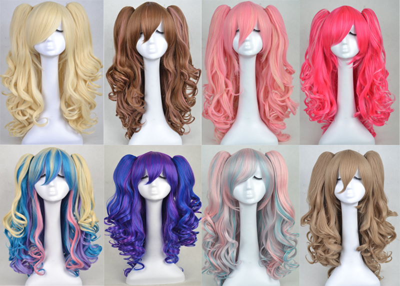 Image result for cosplay wigs