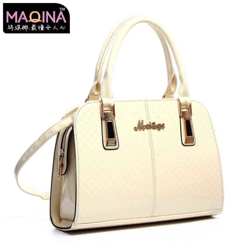 Designer White Handbags | Luggage And Suitcases