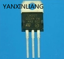 10 ШТ. LM317T TO-220 LM317 TO220 новое и оригинальное IC(China (Mainland))
