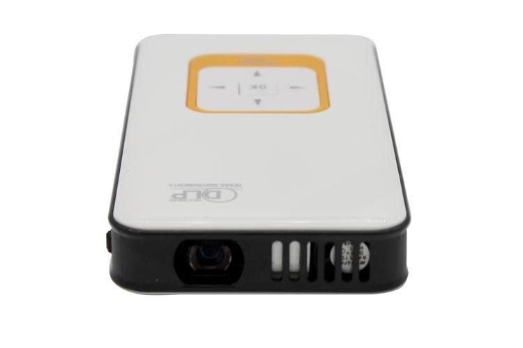 New wireless mini projector dlp portable projector 854 for Small projector wireless