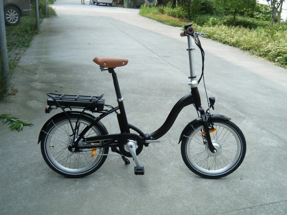 20inch folding electric bicycle 2015 new model and the most popular ebike