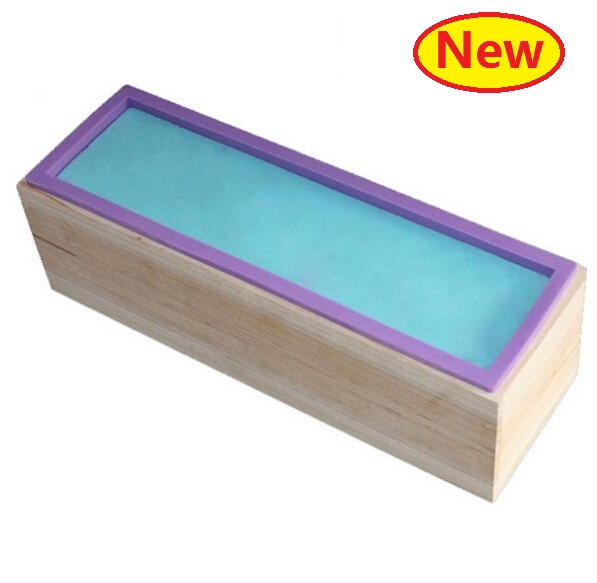 how to make homemade wooden soap molds