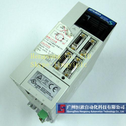 Mitsubishi Servo driver MR-J2S-70B (new in box) with one year warranty(China (Mainland))