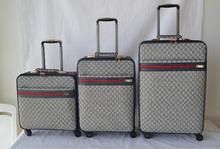 Uomini donne borsa da viaggio valigia di rotolamento di alta qualità borse da viaggio rotazione completa mute all'abrasione impact 18/20/24 pollici(China (Mainland))