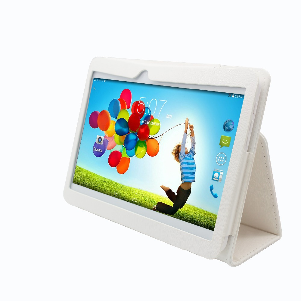 10 Inch Quad core Android4 4 Tablets pc 2GB 16GB 1024 600 LCD Bluetooth FM 2