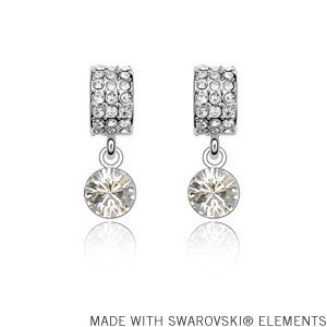 2014 2015 Must-have Crystal pendant earrings Made with SWAROVSKI ELEMENTS