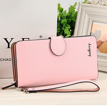 Buy 2017 Luxury Brand Women Wallets Leather Long Coin Purses Female Card Holder Phone Zipper Pocket Money Bags Ladies Clutch Wallets for $8.67 in AliExpress store