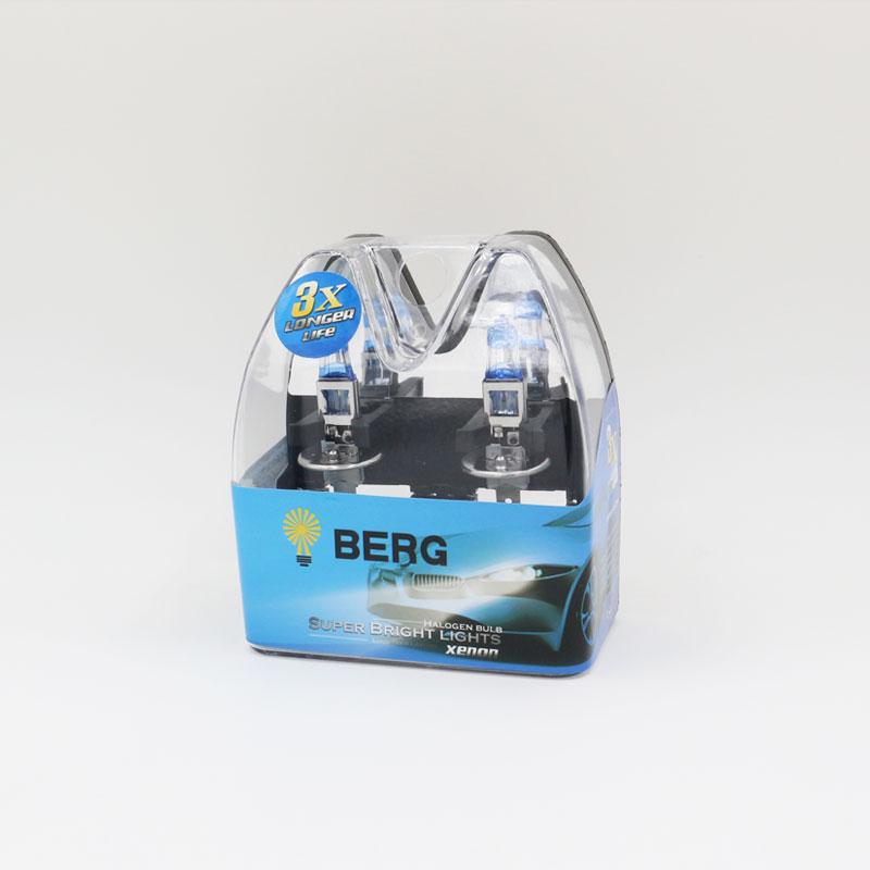 night breaker h1 halogen bulb 12v 55w super vision ultra 4300k xenon car headlight upgraded. Black Bedroom Furniture Sets. Home Design Ideas