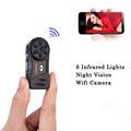 Spy Mini Camera Wifi 720P HD Infrared Night Vision Wireless Hidden Secret Cam Securtity Nanny Camara
