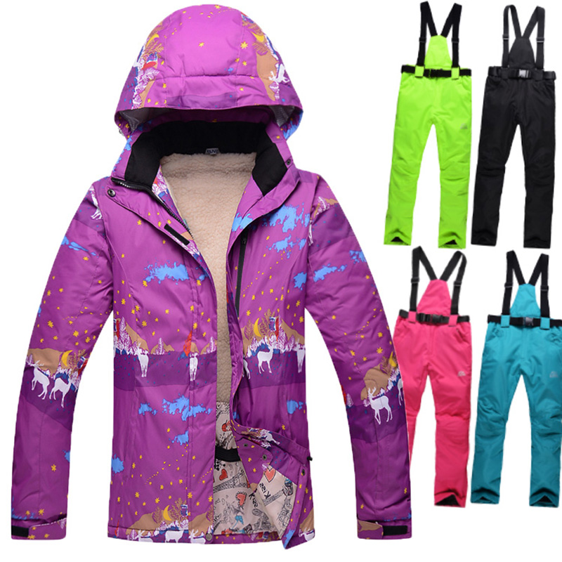 buy wholesale plus size womens ski jackets from