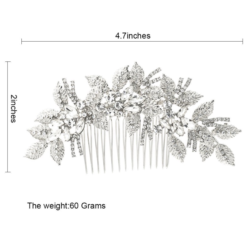 New-Design-Rhinestone-Crystals-Bride-Wedding-Leaves-Hair-Side-Comb-Hair-Jewelry-Accessories-XBY688 (1)