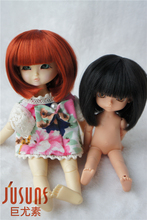 Wholesale BJD doll wigs synthetic mohair wigs short hairstyle free shipping