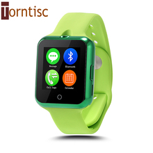 Original Torntisc NO.1 D3 Bluetooth 3.0 Smart watch Support Health Monitoring SD / SIM Card Wristwatch For Iphone Android phones