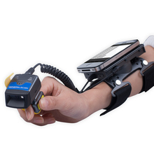 Buy WT1500-HW 2D Imager EU Power Adapter Wearable Armband Barcode Terminal Android Device Inventory for $350.00 in AliExpress store