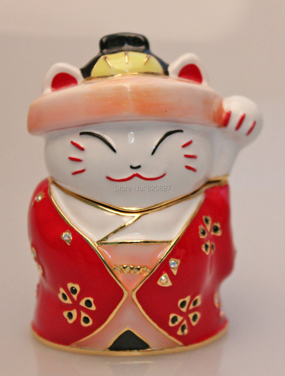 Cats Money Money Lucky Cat Chinese