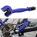 Motorcycle Chain Cleaner Bicycle Cycling Crankset Chain Brush Tool Gear Grunge Brush Chain Wheel Flywheel Cleaning