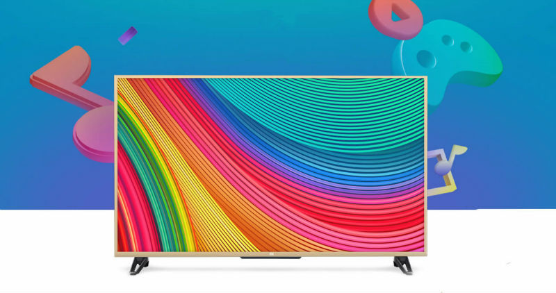 Newest 100% Original Xiaomi TV 3S 43 Inches English Menu 1920 *1080 Full HD Quad Core Household TV