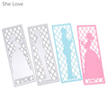She Love Wedding Cutting Dies Groom Bride Face to Face Stencils For DIY Scrapbooking Album Embossing
