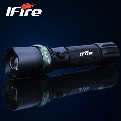 Glare flashlight ifire 803 q5 mobile phone usb charge escape hammer(China (Mainland))