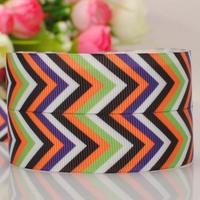 "20Y 7/8""22mm new stripe pattern Halloween ribbon   printed grosgrain ribbon  DIY ployester ribbon"