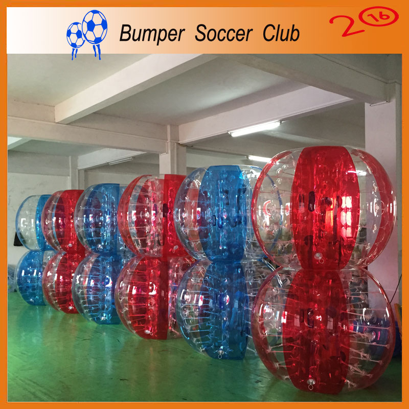 Free shipping ! Customized ! Outdoor 1.5m Inflatable Bumper Ball Inflatable TPU/PVC Body Zorb Ball Suits Zorb Football For Sale(China (Mainland))