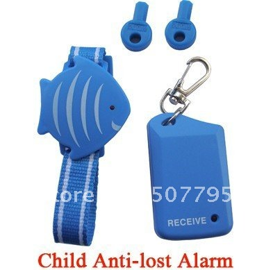 Pet Tracker Wireless child anti-lost alarm by manufacturer CE/RoHS standard with Loud alarm for everyone nearby to hear(China (Mainland))