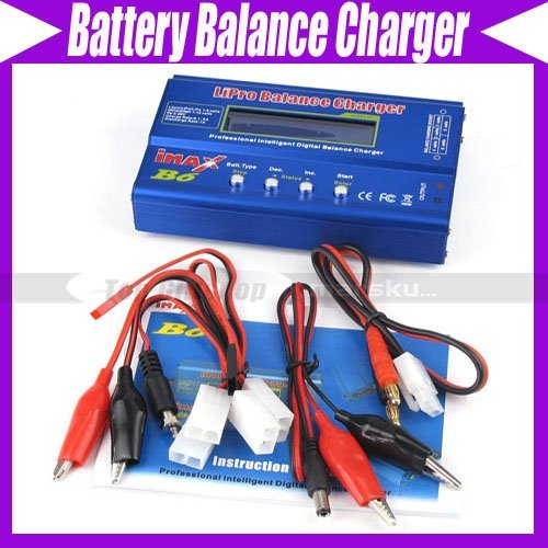 iMAX B6 Digital RC Lipo NiMh Battery Balance Charger #938
