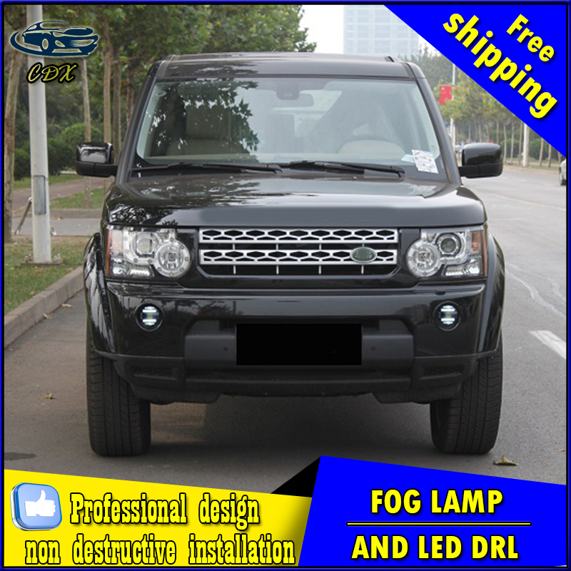 2010 2014 Land Rover Discovery Lr4 Performance Led Drl: Popular Fog Light Discovery 3-Buy Cheap Fog Light