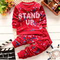 1 5Y Autumn Children Clothing Boys Girl Keep Warm Long Sleeve Sweaters Pants Fashion Kids Clothes