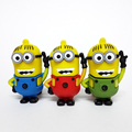 Cartoon Monsters Toys Real Capacity USB Flash Drive 8GB 16GB 32GB 64GB Pen Drive Memory Stick USB 2.0 U Disk