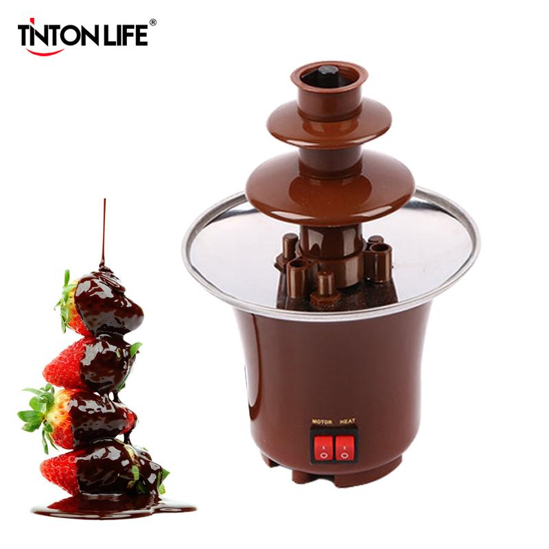 chocolate fondue machine promotion shop for promotional chocolate fondue machine on. Black Bedroom Furniture Sets. Home Design Ideas