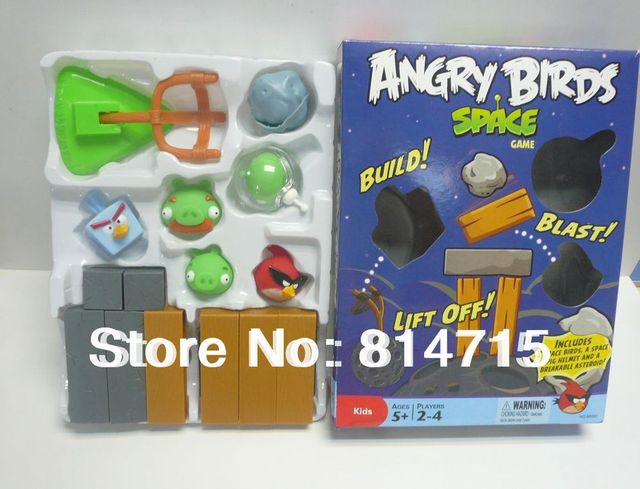 Wholesale Plastic Space Bird Toys New Funny Bird Games Free Shipping