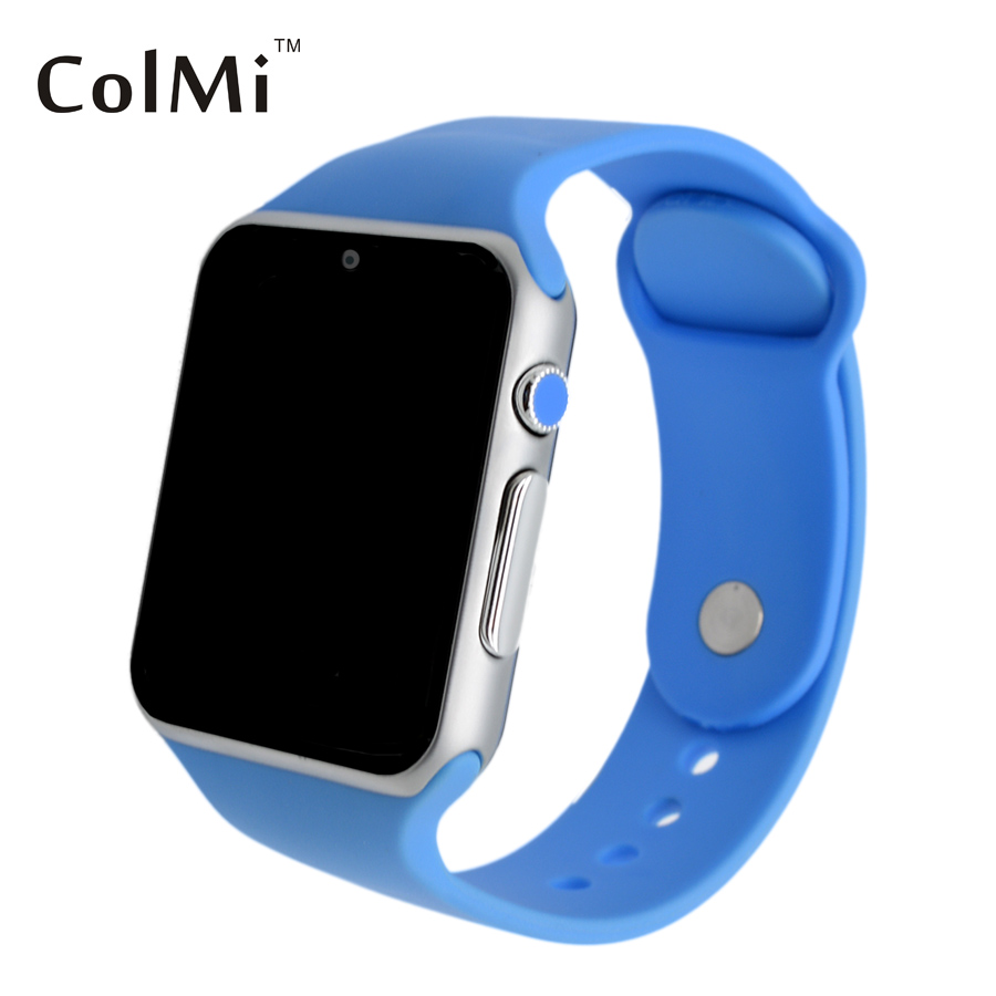 ColMi Smart Watch VS20 Plus IPS Heart Rate Sim Slot Compatible IOS Android Bluetooth Connect Phone Smartwatch Mtk2502c(China (Mainland))